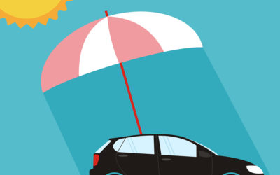 How the Sun can Damage your Car